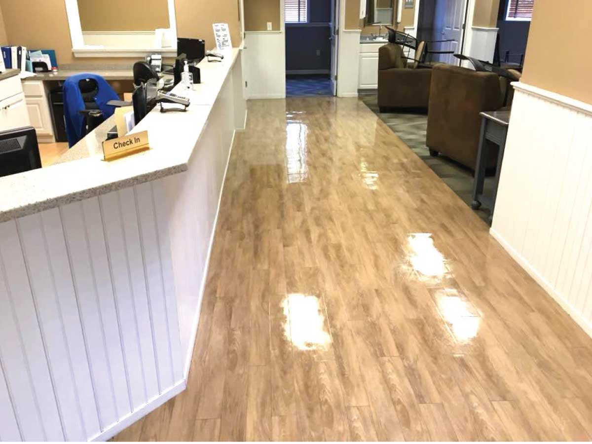 Clean Right is a full-service cleaning company offering custom programs. We have experience in a variety of commercial settings including professional offices, medical facilities and high-traffic environments.